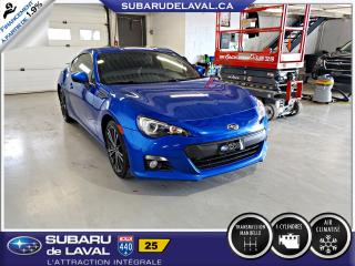 Used 2013 Subaru BRZ Sport-tech ** Navigation ** for sale in Laval, QC