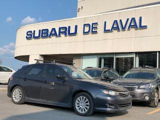 Used 2010 Subaru Impreza 2.5i Sport Hatchback ** Toit ouvrant ** for sale in Laval, QC