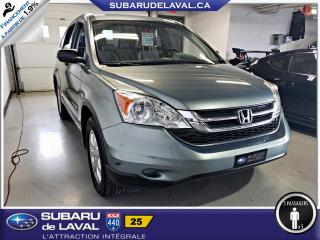 Used 2011 Honda CR-V LX Awd ** Vitres électriques ** for sale in Laval, QC