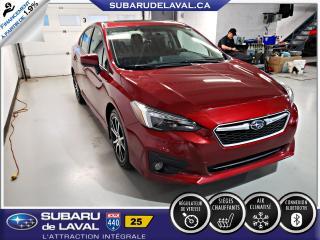 Used 2017 Subaru Impreza 2.0i Sport Berline ** Apple Carplay ** for sale in Laval, QC