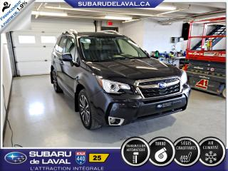 Used 2018 Subaru Forester 2.0XT Limited EyeSight Awd ** CUir Toit for sale in Laval, QC