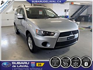 Used 2012 Mitsubishi Outlander ES AWD for sale in Laval, QC