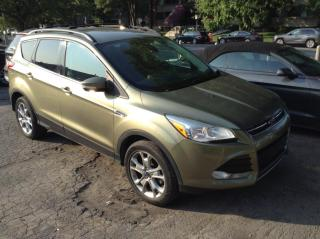 Used 2013 Ford Escape Traction avant 4 portes SEL for sale in Montréal, QC