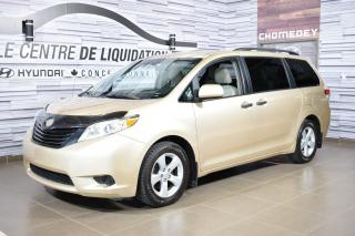 Used 2011 Toyota Sienna for sale in Laval, QC