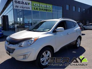 Used 2013 Hyundai Tucson GLS, MAGS, BLUETOOTH, A/C 4X4 for sale in Chambly, QC
