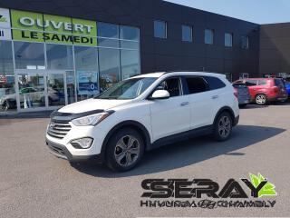 Used 2014 Hyundai Santa Fe XL Premium, mags, bluetooth, a/c, banc chauffant for sale in Chambly, QC