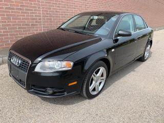 Used 2008 Audi A4 2.0T SE for sale in Ajax, ON
