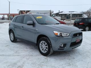 Used 2012 Mitsubishi RVR SE for sale in Oak Bluff, MB