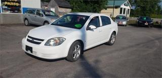 Used 2009 Chevrolet Cobalt LT w/1SA for sale in Madoc, ON