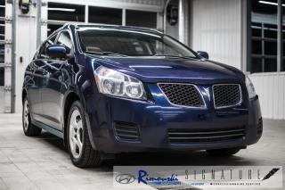 Used 2009 Pontiac Vibe FWD chez Rimouski Hyundai for sale in Rimouski, QC