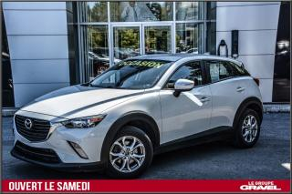 Used 2016 Mazda CX-3 Gs Awd Toit Cuir for sale in Ile-des-Soeurs, QC