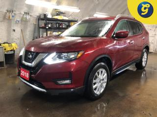 Used 2018 Nissan Rogue SV * AWD * Remote start * Heated front seats/steering wheel * Back up camera * Phone connect * Voice recognition * Push button start * Blindspot assis for sale in Cambridge, ON