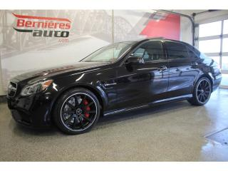 Used 2015 Mercedes-Benz E-Class 63 S Amg 4 Matic for sale in Lévis, QC