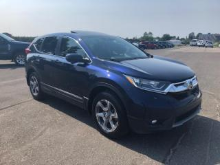Used 2018 Honda CR-V EX AWD for sale in Lévis, QC