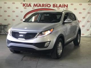 Used 2013 Kia Sportage LX *** A/C C/D  FWD *** for sale in Ste-Julie, QC