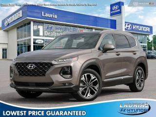New 2020 Hyundai Santa Fe 2.0T AWD Ultimate - DEMO w/Snow Tires for sale in Port Hope, ON