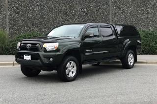 Used 2013 Toyota Tacoma 4x4 Dbl Cab V6 5A for sale in Vancouver, BC