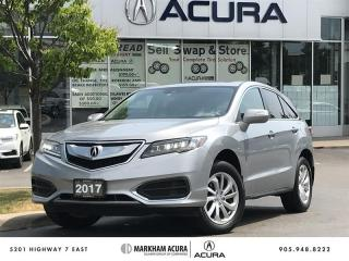 Used 2017 Acura RDX at V6 AWD, Backup Cam, Power Liftgate for sale in Markham, ON