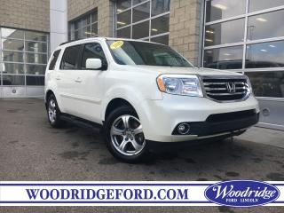 Used 2013 Honda Pilot EX-L ***PRICE REDUCED*** 3.5L V6, LEATHER HEATED SEATS for sale in Calgary, AB