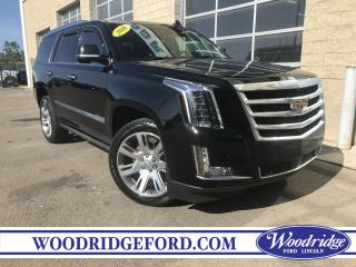 Used 2016 Cadillac Escalade Premium Collection for sale in Calgary, AB