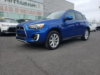Used 2015 Mitsubishi RVR GT 2.4L | AWD | TOIT PANO | CAM RECUL | MAGS 18'' for sale in St-Hubert, QC