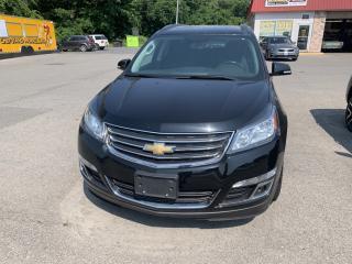 Used 2017 Chevrolet Traverse 1LT 7 passenger lt for sale in Morrisburg, ON