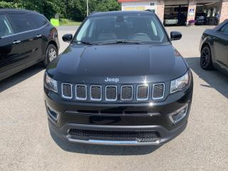 Used 2018 Jeep Compass LIMITED for sale in Morrisburg, ON