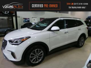 Used 2019 Hyundai Santa Fe XL Luxury LUXURY AWD| APPLE CARPLAY| PANO ROOF| LEATHER| 7PASS for sale in Vaughan, ON
