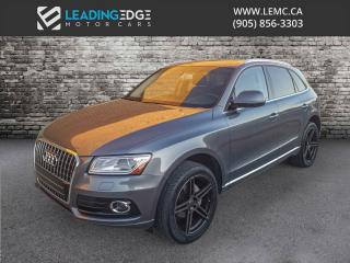 Used 2017 Audi Q5 2.0T Progressiv New Rims and Tires! for sale in Woodbridge, ON