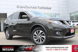 Used 2014 Nissan Rogue One owner trade.Nissan certified preowned, fully loaded. for sale in Toronto, ON