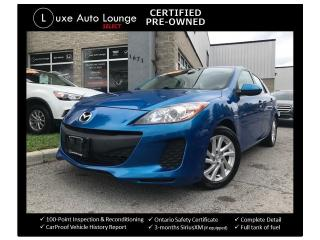 Used 2012 Mazda MAZDA3 GX, HATCHBACK!! for sale in Orleans, ON