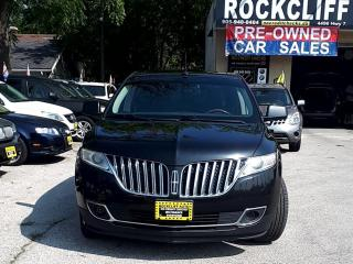 Used 2011 Lincoln MKX AWD 4DR for sale in Markham, ON