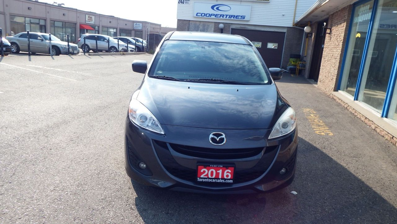 2016 Mazda MAZDA5