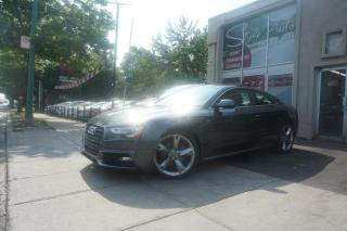 Used 2013 Audi A5 Coupé S line Competition 2 portes BM for sale in Laval, QC