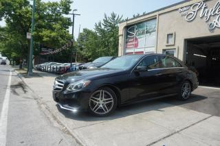 Used 2016 Mercedes-Benz E-Class for sale in Laval, QC