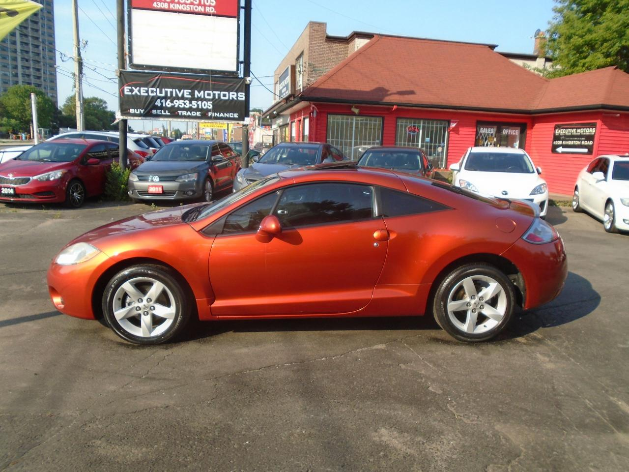 2007 Mitsubishi Eclipse Gs >> Used 2007 Mitsubishi Eclipse Gs Low Km One Owner Loaded