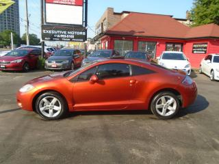 Used 2007 Mitsubishi Eclipse GS/ LOW KM / ONE OWNER / LOADED / NEW BRAKES /MINT for sale in Scarborough, ON