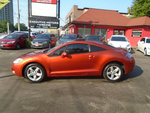 2007 Mitsubishi Eclipse GS/ LOW KM / ONE OWNER / LOADED / NEW BRAKES /MINT