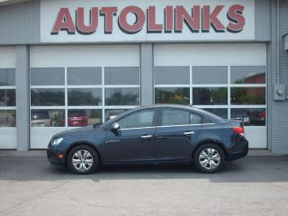 Used 2014 Chevrolet Cruze 1LT for sale in St Catharines, ON