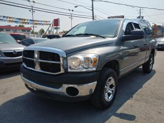Used 2008 Dodge Ram 1500 HEMI for sale in Laval, QC