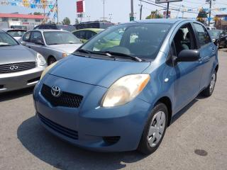 Used 2007 Toyota Yaris for sale in Laval, QC