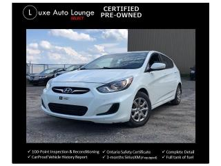 Used 2012 Hyundai Accent GL for sale in Orleans, ON