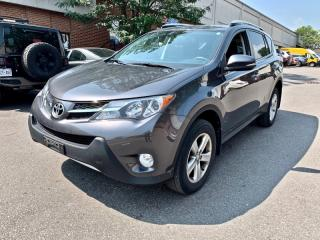 Used 2014 Toyota RAV4 AWD 4dr XLE, NAVIGATION, SUNROOF for sale in North York, ON