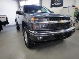 Used 2007 Chevrolet Colorado LT ,4X4,WELL MAINTAIN,4 DOOR for sale in North York, ON