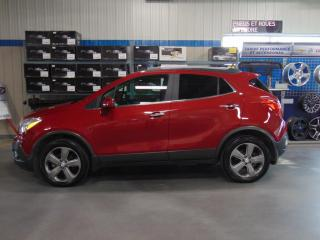 Used 2013 Buick Encore Luxe Awd for sale in Amos, QC