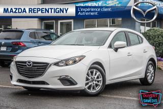 Used 2016 Mazda MAZDA3 2016 Mazda Mazda3 - 4dr HB Sport Auto GS for sale in Repentigny, QC