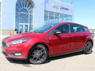 Used 2017 Ford Focus SEL for sale in Peace River, AB