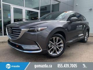 New 2019 Mazda CX-9 Signature for sale in Edmonton, AB