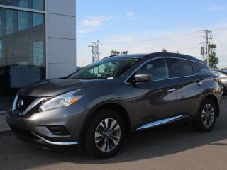 Used 2017 Nissan Murano S ONE OWNER NAV BACKUP CAM HEATED SEATS PUSH BUTTON START for sale in Edmonton, AB