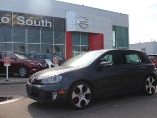 Used 2011 Volkswagen GTI LEATHER SUNROOF 2 SETS OF TIRES for sale in Edmonton, AB